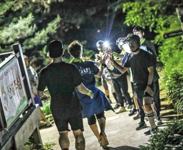 코오롱스포츠, 숲이나 오솔길·자갈길 달리는 '로드랩 서울' 함께 하실래요