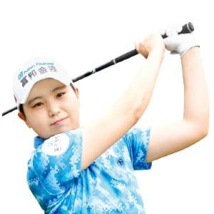 """""""안전하게 골프 할 수 있게 해준 한국에 감사해요"""""""