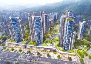 현대건설, 홍제3구역 재건축 수주…올 상반기 10곳 3조4450억 '달성'