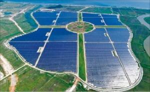한양, 해남 솔라시도 태양광발전소 준공