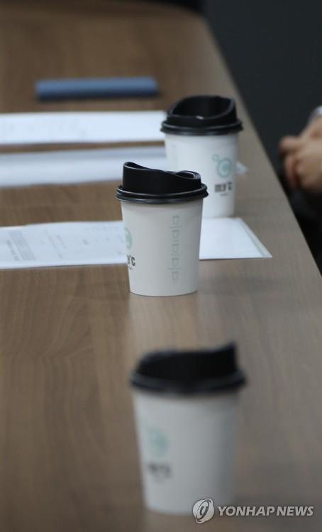 일회용 컵 보증금제, 2022년 6월 시행된다