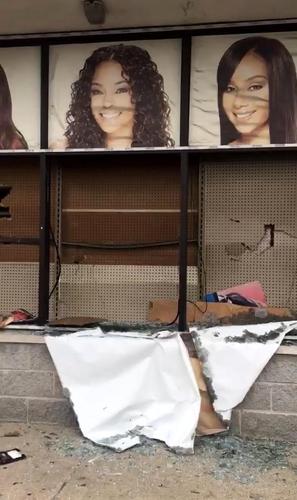 """시카고 한인업계도 약탈·방화 직격탄…""""이렇게 큰 피해 처음"""""""