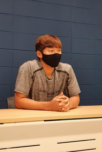 """'오구오구' 구창모의 특급 투구 비결 """"별생각 없이 던져요"""""""