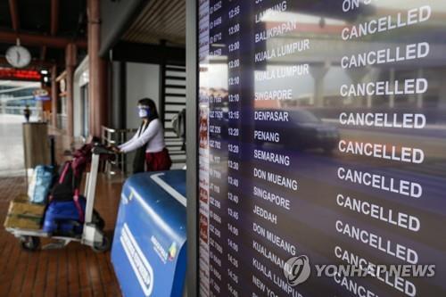 인니 외국인 관광객 4월 방문 87.4% 급감…관광·항공업계 신음
