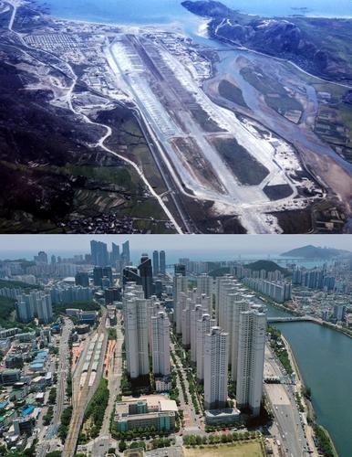[6.25전쟁 70년] 사진으로 본 피란수도 부산…70년 전, 그리고 오늘
