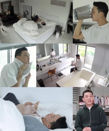 유아인, '나 혼자 산다'서 2% 부족한 매력 공개
