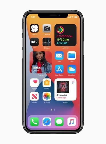 가을부터 아이폰 홈화면 다채로워진다…위젯 맞춤형 배치