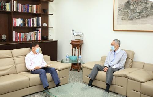 싱가포르 고촉통 前총리·교통장관 정계은퇴…세대 교체(종합)