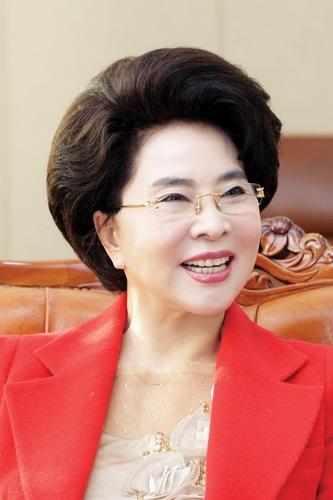 가천대 이길여 총장, '국제라이온스 인도주의상' 수상
