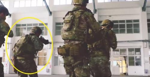 미군, 대만서 합동훈련 장면 첫 공개…중국에 경고신호