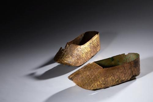 국립공주박물관 특집전 '백제금동신발, 1000리를 가다'