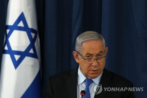 """이스라엘 네타냐후 """"요르단강 서안 합병이 평화 진전시킬 것"""""""