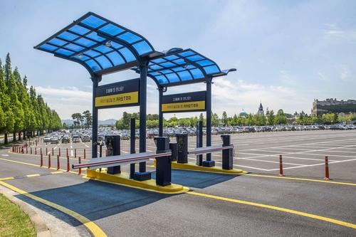 에버랜드, 주차장 잔여대수 알려주는 IT주차시스템 내달 운영