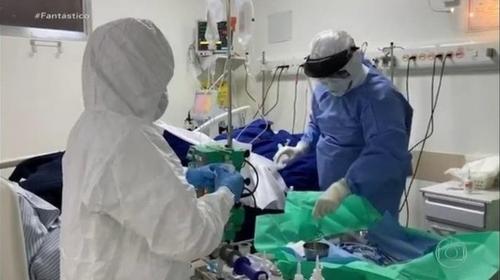 브라질 코로나19 신규 확진 2만명대로 줄어…누적 137만명