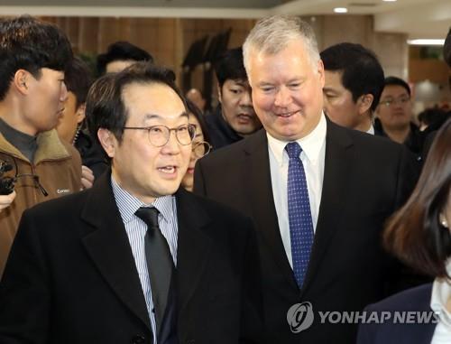 비건 미 국무부 부장관 7월 7일 방한 유력…대북 메시지 주목(종합)