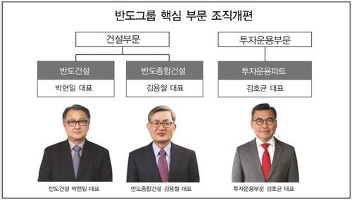 """반도그룹 창립 50주년…""""조직개편·사업다각화로 새 도약"""""""