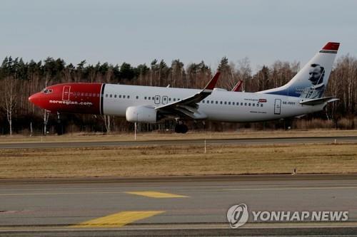 노르웨지안 항공, 보잉사 항공기 97대 주문 취소