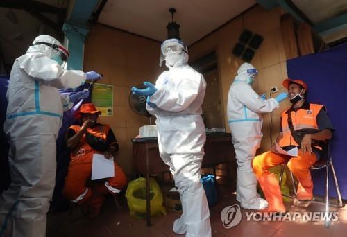 인니서 한국인 첫 코로나19 확진자 발생…현대엔지니어링 인력(종합)