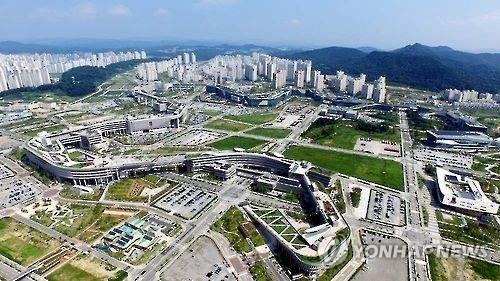 세종 스마트시티 국가시범도시 조성사업 '첫 삽'