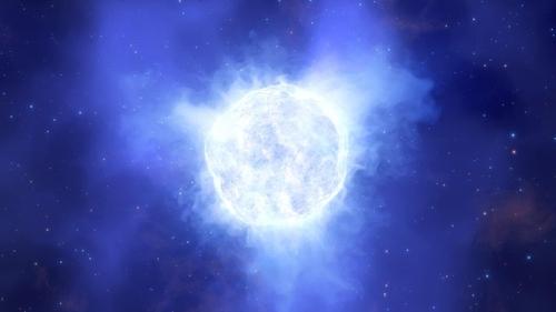 흔적 없이 사라진 별 먼지 속에 숨었나 블랙홀 됐나