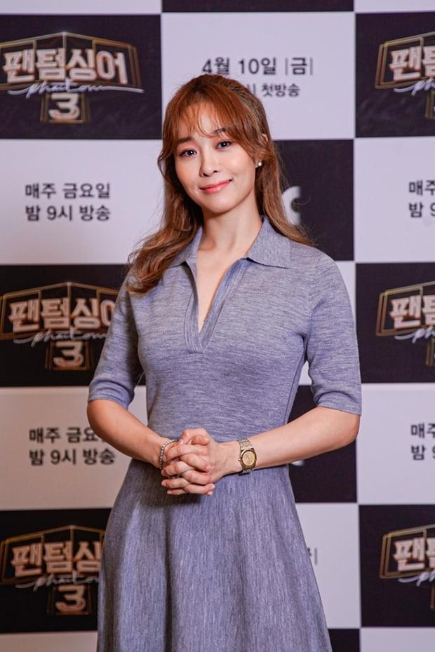 JTBC '팬텀싱어3' 심사위원으로 출연 중인 옥주현/사진제공=JTBC
