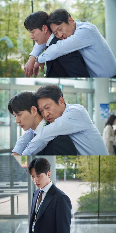 '꼰대인턴' 김응수 박해진 / 사진 = MBC, 마운틴무브먼트 제공