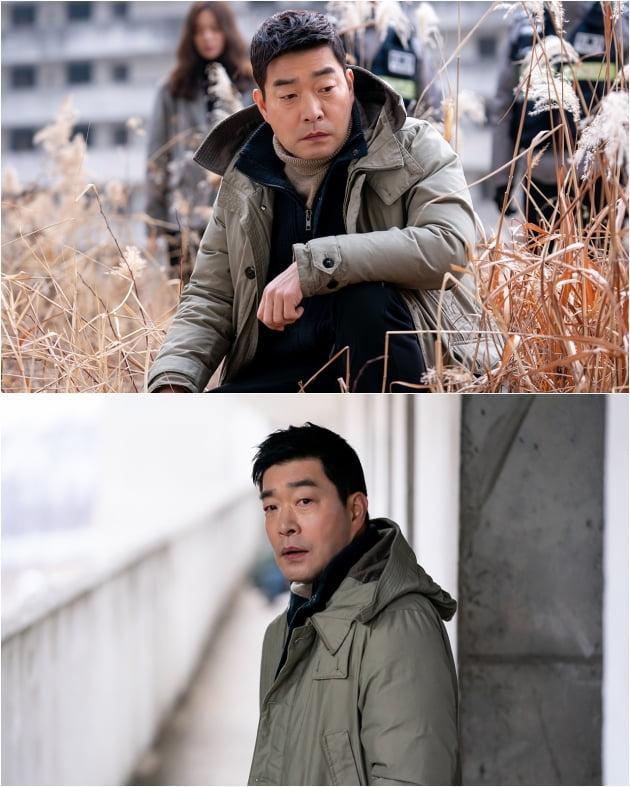 '모범형사' 손현주/ 사진=JTBC 제공