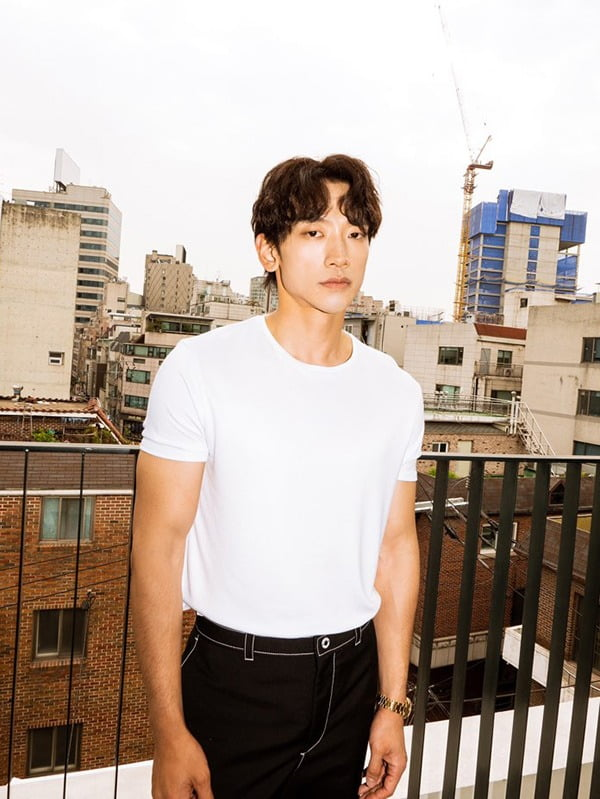 가수 겸 배우 비(정지훈)./ 사진제공=써브라임 아티스트 에이전시
