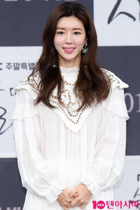 배우 박한별./ 텐아시아 DB