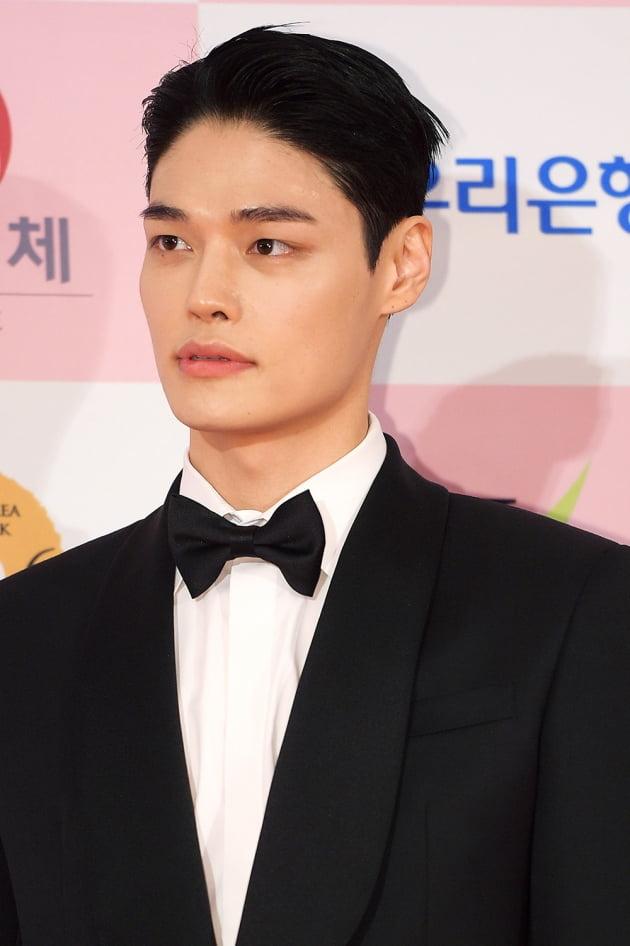[TEN 포토] '대종상 영화제' 정혁, '멋진 올림머리'