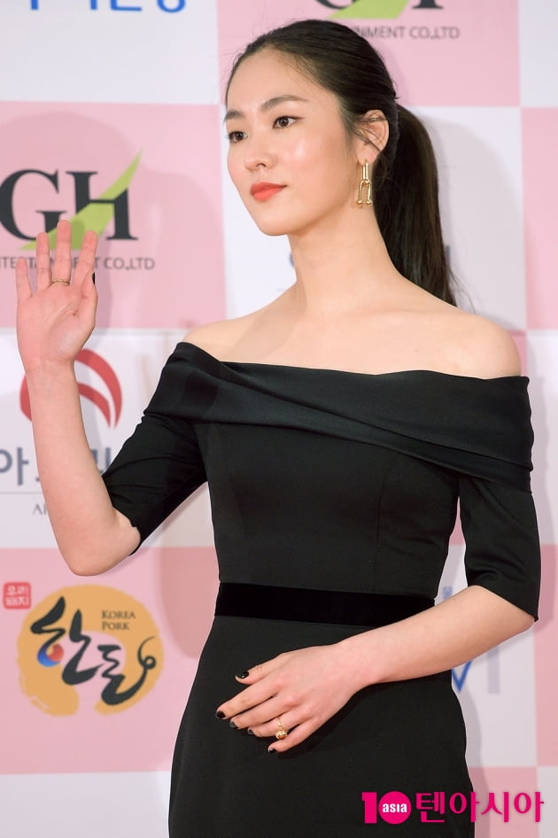 [TV텐] '대종상 영화제' 전여빈, '치명적인 쇄골미인'