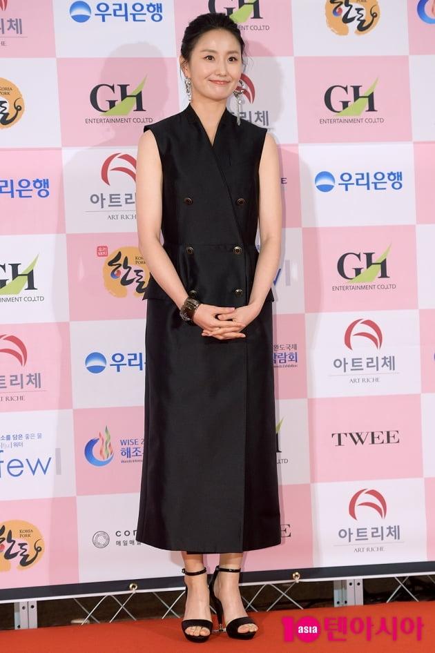 [TEN 포토] '대종상 영화제' 김소진, '매력적인 미소'