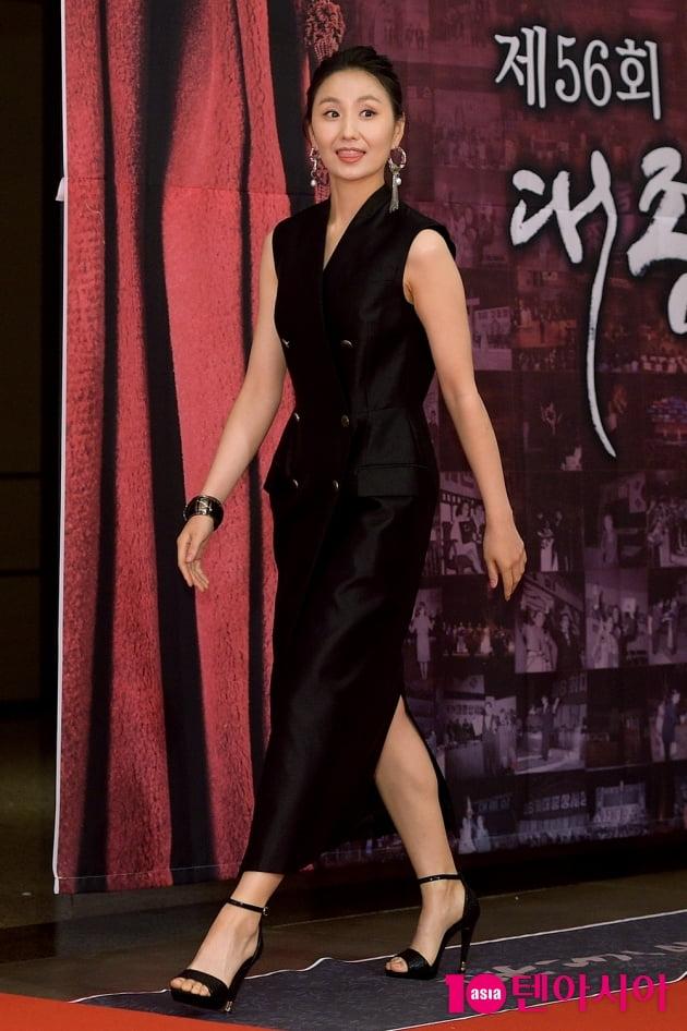 [TEN 포토] '대종상 영화제' 김소진, '귀여운 매력도 있어요'