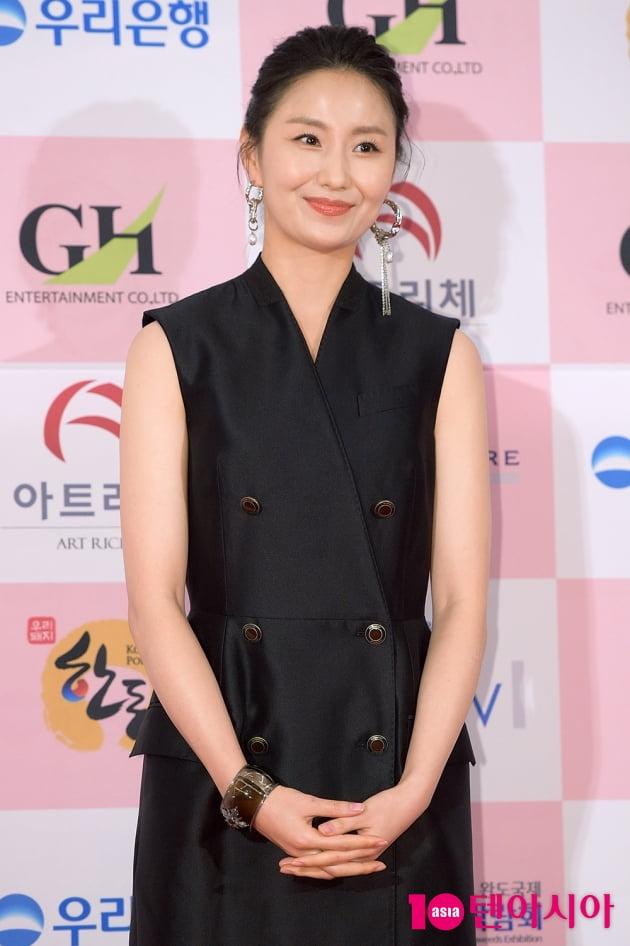 [TEN 포토] '대종상 영화제' 김소진, '단아한 비주얼'