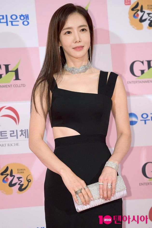 [TEN 포토] '대종상 영화제' 김혜진, '섹시 퀸'