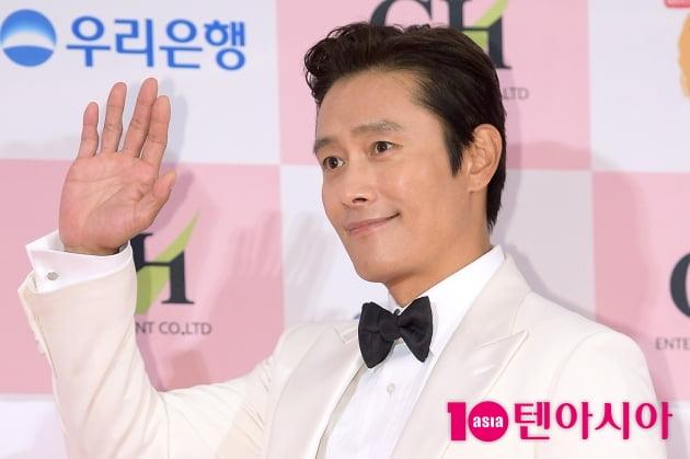[TV텐] '대종상 영화제' 이병헌, '달콤함에 빠지는 시간'