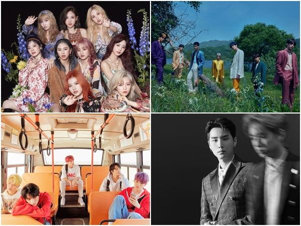 '엠카운트다운' 출연진/ 사진=Mnet 제공