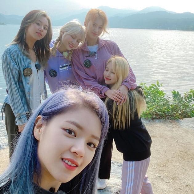 트와이스 멤버들./ 사진=트와이스 공식 인스타그램