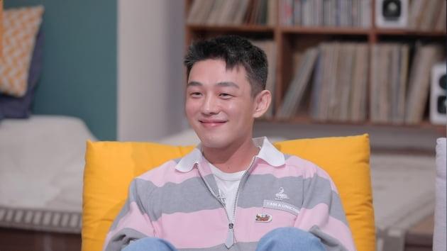 '방구석1열'에 출연한 유아인/ 사진=JTBC 제공