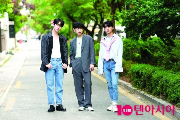 가수 김동한(왼쪽부터), 장대현, 강석화  / 사진=서예진 기자 yejin@
