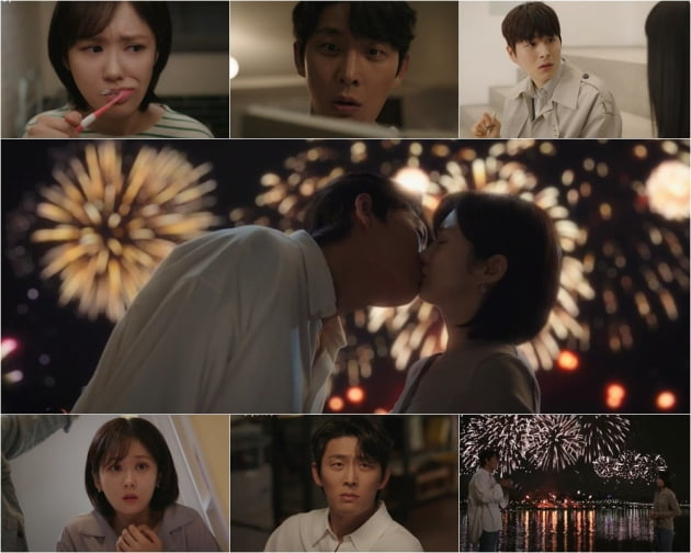 '오 마이 베이비' 고준 장나라 / 사진=tvN 방송화면