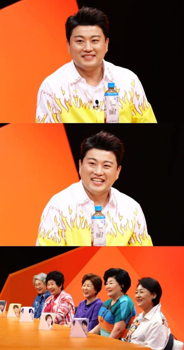 '미우새' 김호중./사진제공=SBS
