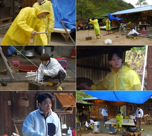 '삼시네세끼' 젝스키스 / 사진 = tvN 제공