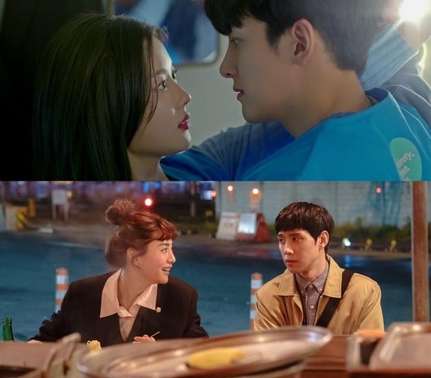 드라마 '편의점 샛별이'(위)와 '출사표' 스틸컷/ 사진=SBS, KBS 제공