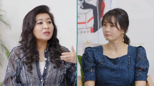 '가장 보통의 가족' 최정윤 /사진=JTBC