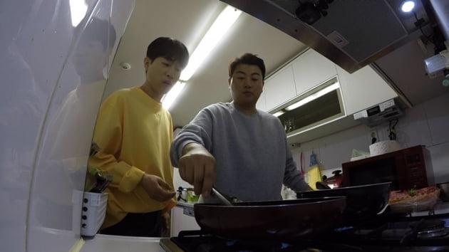 '위대한 배태랑' 김호중 / 사진 = JTBC 제공
