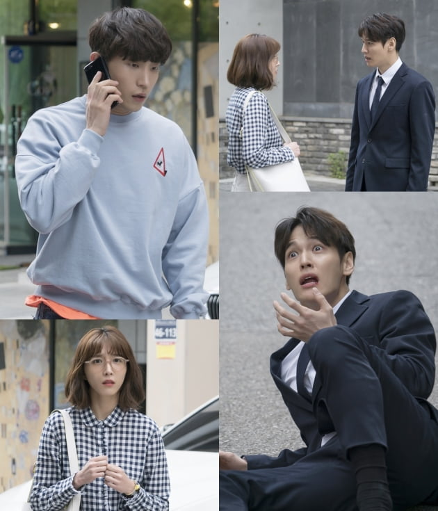 '한다다' 이상이vs지일주 /사진=KBS2 제공