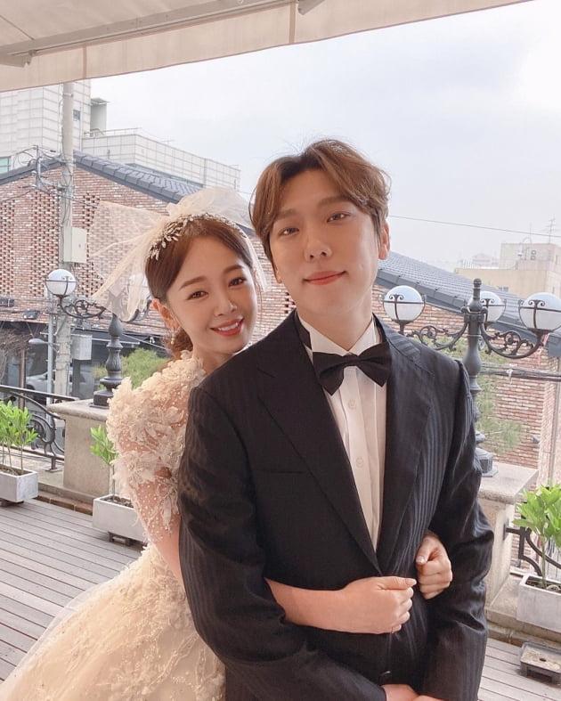 김보미-윤전일 결혼 / 사진=김보미 인스타그램