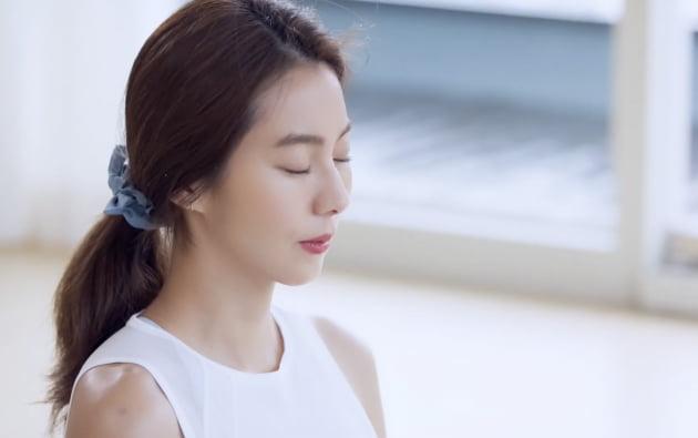배우 유이 / 사진= 룰루레몬 스페셜 영상 캡처