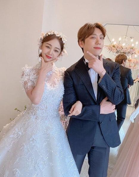 김보미 윤전일 / 사진 = 김보미 인스타그램
